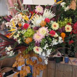 母の日イベントおすすめスタンド花 東京 世田谷区 ネイティブフラワーイーダ