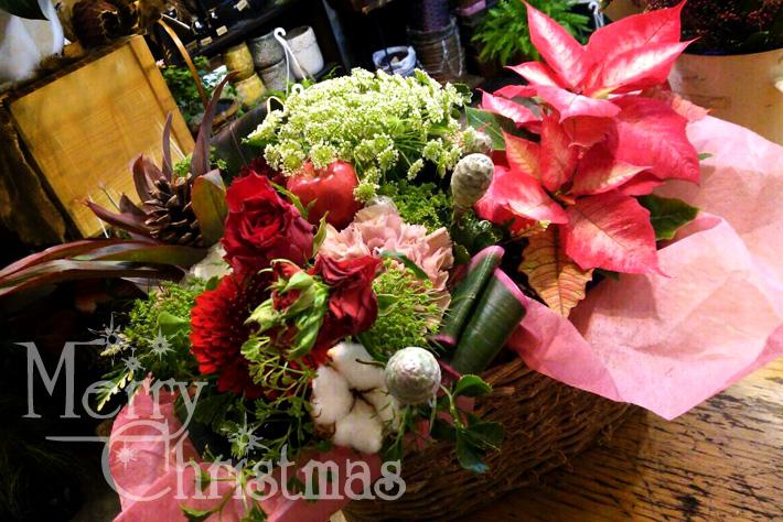 クリスマスツリーのご注文承ります。二子玉川の花屋ネイティブフラワーイーダ