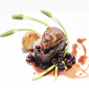 古民家レストランのウェディング 料理は本格的なイタリアン
